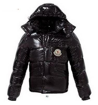 Cheap Moncler Jackets For Men Black MC1109 Sale